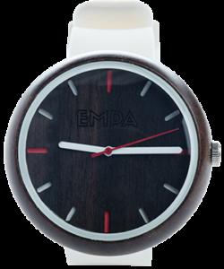 Drewniany zegarek dziecięcy